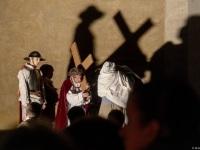 Szenischer Kreuzweg - Jesus und sein Weg mit dem Kreuz